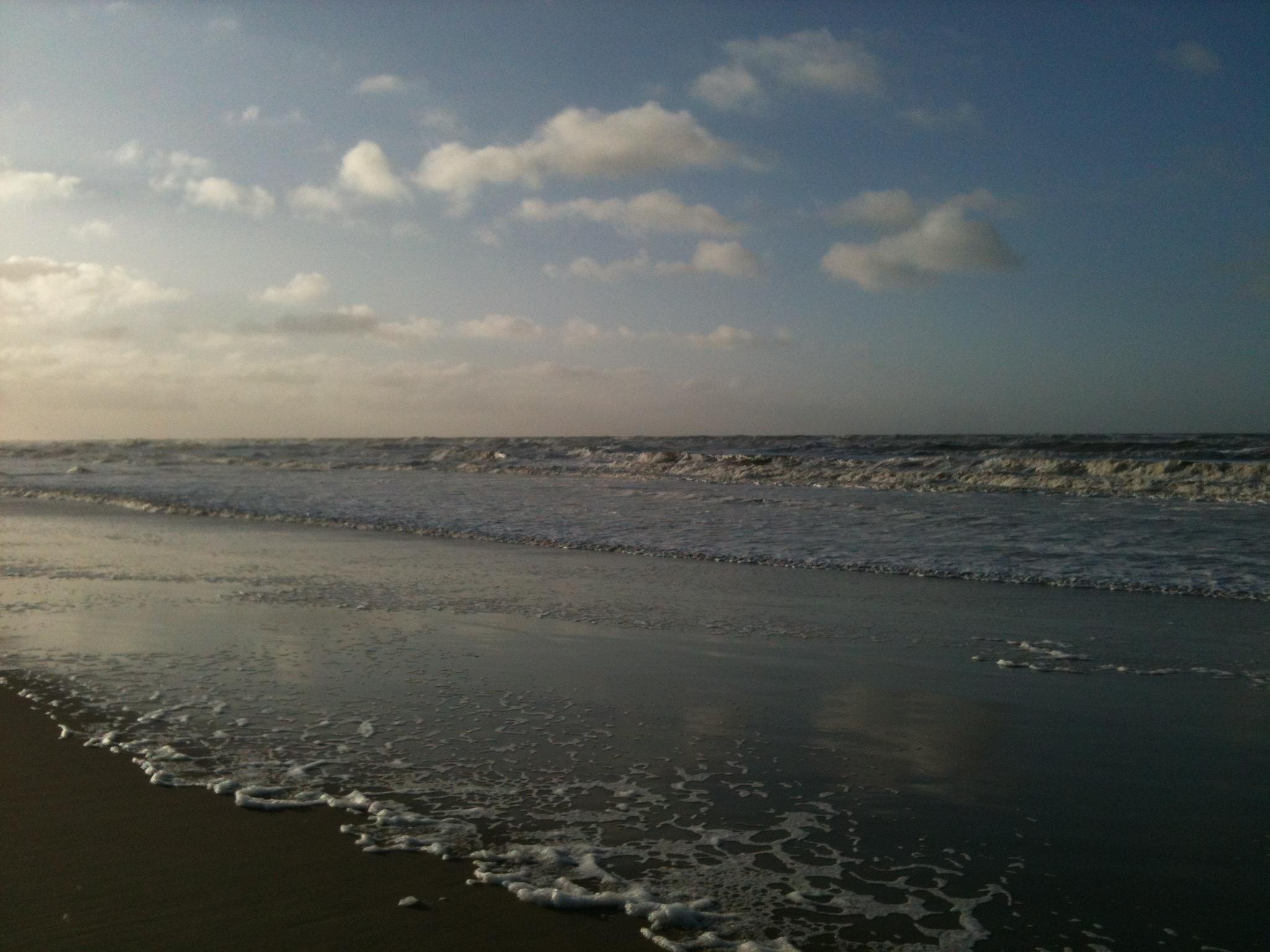Noordzee bij Katwijk